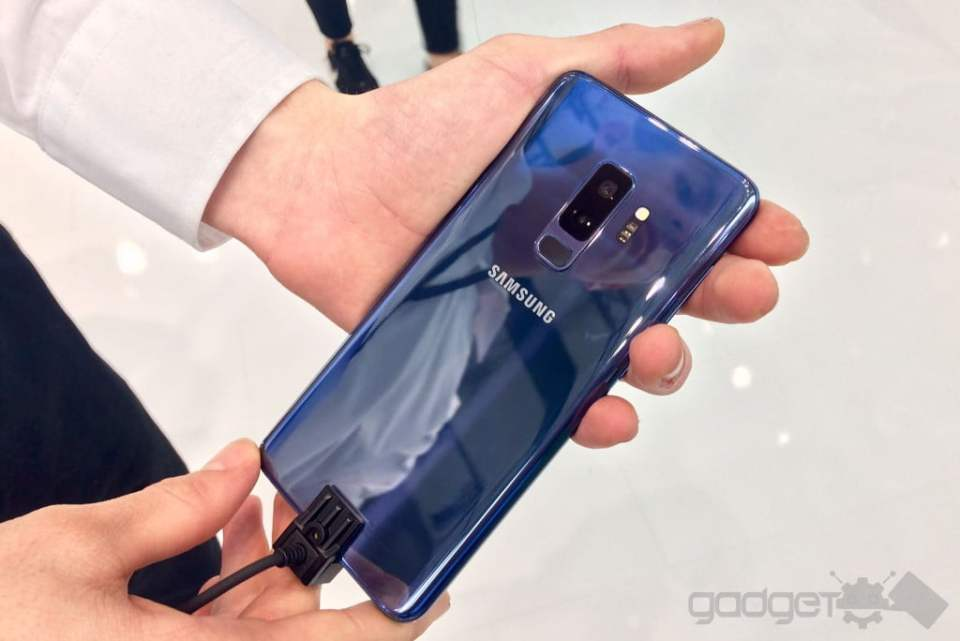 Pretul telefoanelor Galaxy S9