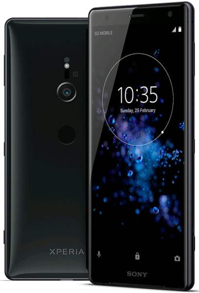 Telefonul Xperia XZ2