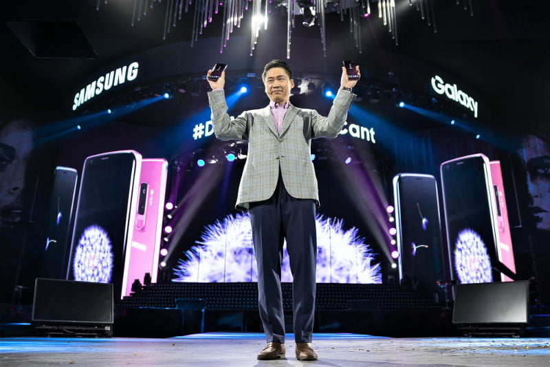 Samsung Romania lanseaza telefoanele Galaxy S9