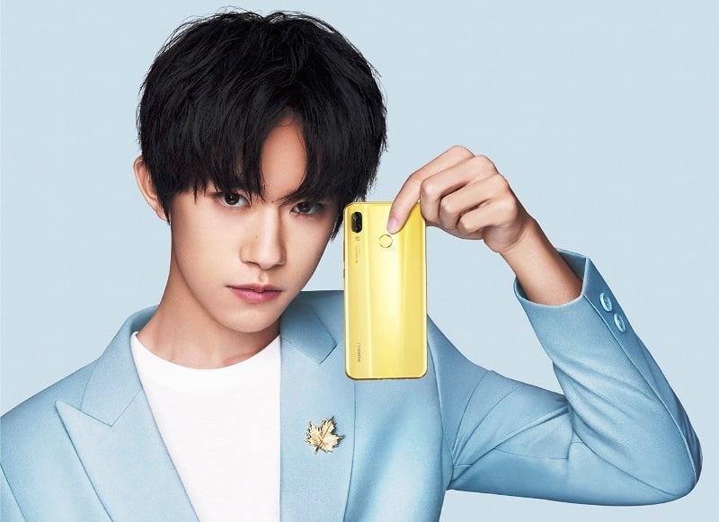 Huawei lanseaza telefonul Nova 3