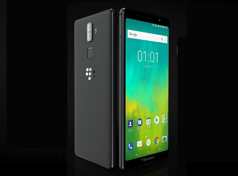 Blackberry anunta telefoane Evolve