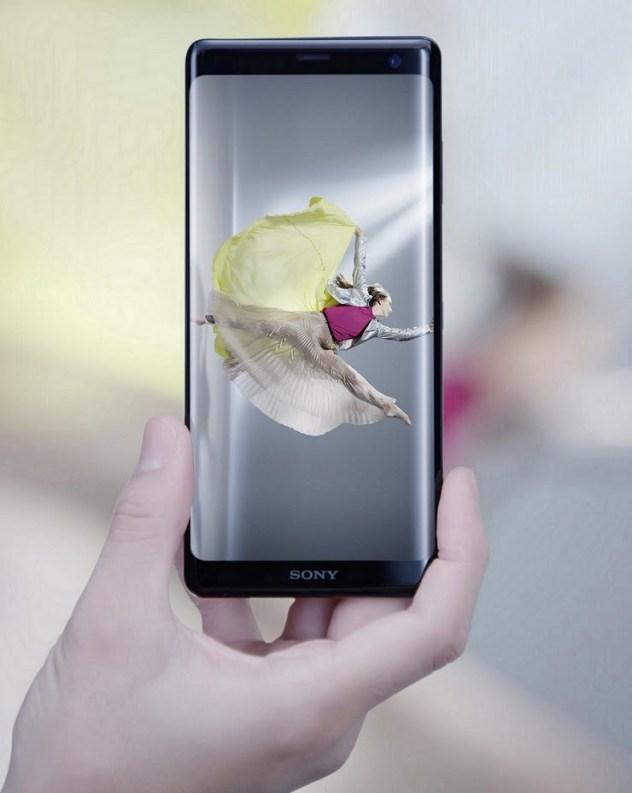 Sony Mobile anunta Xperia XZ3
