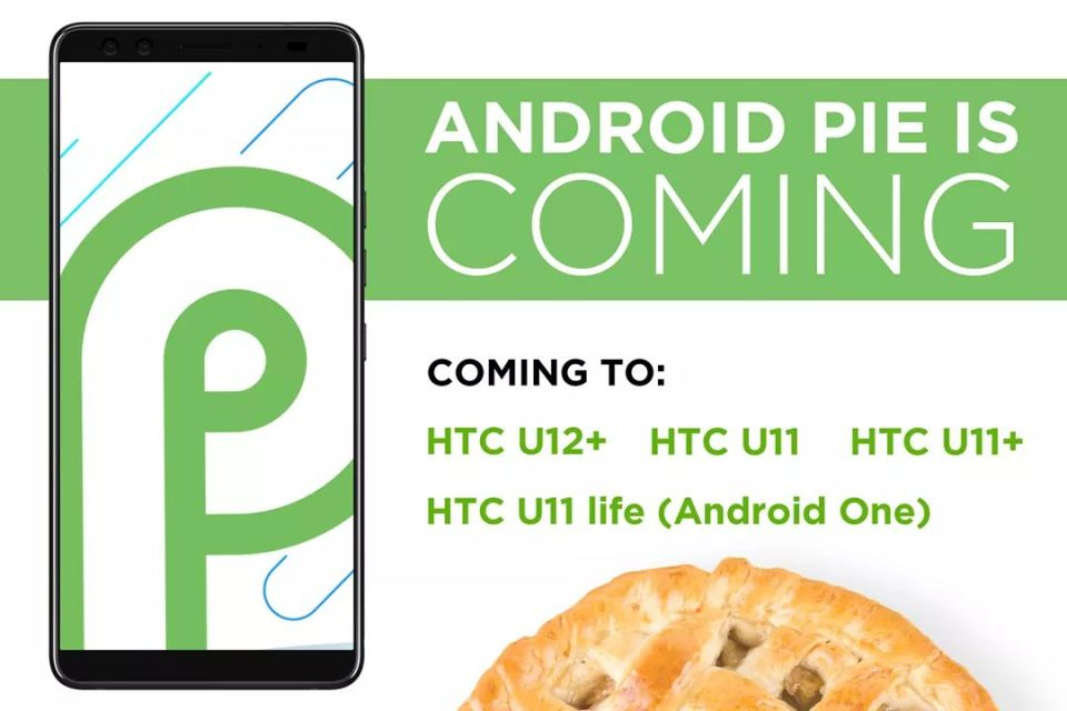 actualizare Android Pie