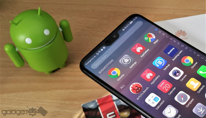 Huawei recunoaste ca triseaza