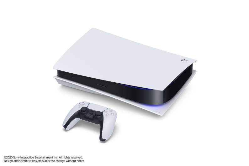 Sony Playstation 5 design