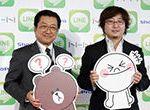 【SNS/販促】アプリ『LINE』のスタンプキャラがサンデー&ヤンジャンでマンガ化、テレ東でアニメ化も