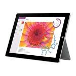 米MicrosoftがSurface 3を発表 – 10.8インチ液晶で非Windows RT、LTE対応も
