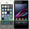 iPhone 5sとXperia Z1どっちかで悩んでる奴、比較してやんよ