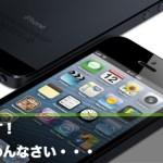 【朗報】ドコモ、iPhone5とiPad miniの取り扱い開始