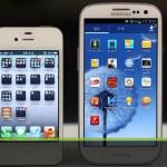 AndroidよりiPhoneの方が人気だという風潮