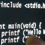 #include <stdio.h> ←ほーん