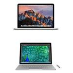 写真が趣味なんだけど出先で使うPCはMacBook ProとSurfaceBookのどっちがいいかね?