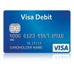 Visaデビットを初めて使ったけど便利だね