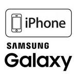 GALAXY S8←8万円 iPhone8←12万円