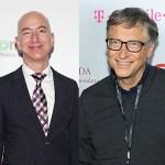 2017年長者番付、ビル・ゲイツ氏が資産10兆円で24年連続の1位 2位はAmazonのジェフ・ベゾス氏9兆1000億円