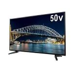 日本最安値!4万9800円の50V型4Kテレビ、ゲオが12月発売