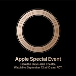 Apple、9月12日午前10時(日本時間13日午前2時)からスペシャルイベントを開催 新iPhoneを発表