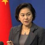 中国の華春瑩報道官「トランプ大統領はiPhoneで盗聴が心配ならHuaweiを使ってはどうか?」