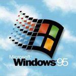 初めてWindows 95搭載のマシンに触ったときの感想覚えている?