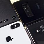 iPhone←ぼったくり Huawei←スパイ Samsung←韓国 SONY←オワコン どこのスマホ買えばいいの?(´・ω・`)