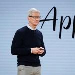 Appleのティム・クックCEO「皆が驚く挑戦的な新製品のために準備している」