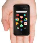 【朗報】3.3型液晶搭載の超小型スマホ「Palm Phone」ついに日本上陸