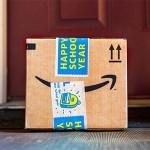 ワイ、Amazonの配達で初めて置き配を選択