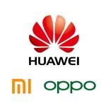 Xiaomi参入、OPPO奮闘、Huawei瀕死
