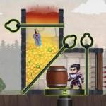 YouTube広告「杭をうまく抜いてマグマから救え!」J民「下手くそ。ワイならもっと上手い」