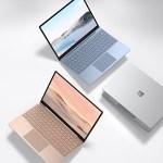 【朗報】Microsoft、Surface Laptop史上最軽量で最安の「Surface Laptop Go」を発表
