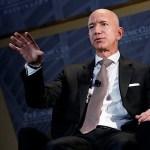 【朗報】Amazonのジェフ・ベゾスさん、保有資産が19兆4400億円になってしまう