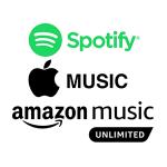 音楽ストリーミングサービスって「Apple Music」「Amazon Music HD」「Spotify」の三択だよな