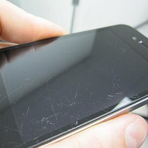 Scratched-Screen