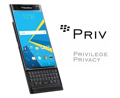 Tutto quello che sappiamo del BlackBerry Priv con OS Android - 1