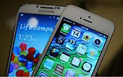 iphone-5-vs-samsung-galaxy-s-4-FSMdotCOM