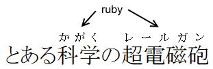 ruby-annotation