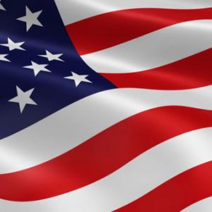 American-Flag-close-focus