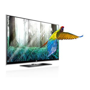 LG BRINGS CINEMA 3D TV