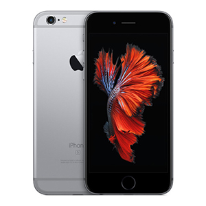 Apple iPhone 6S-Space Gray-front