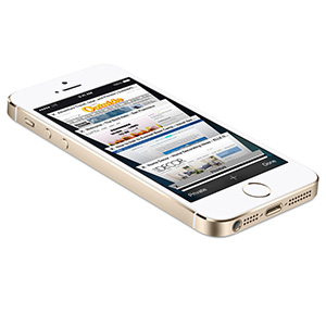 Gold-iPhone-5s-front