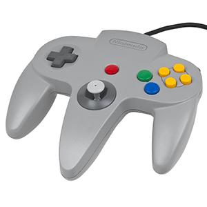 N64-Controller-Gray