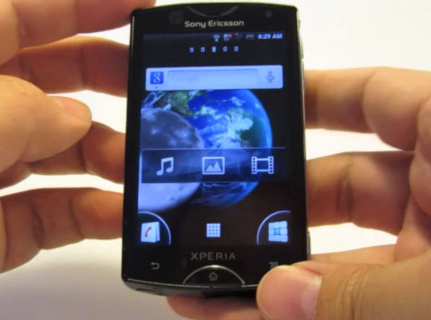 Xperia Front