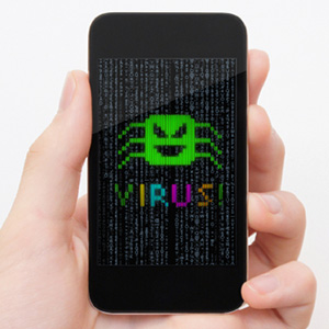 Smartphone-Hack
