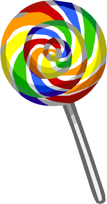 Rainbow_Lollipop_Puffle_Foodのコピー