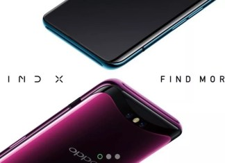 oppo find x smartphone rs 59,990