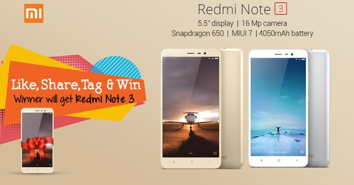 Redmi Note 3 set to launch in Nepal