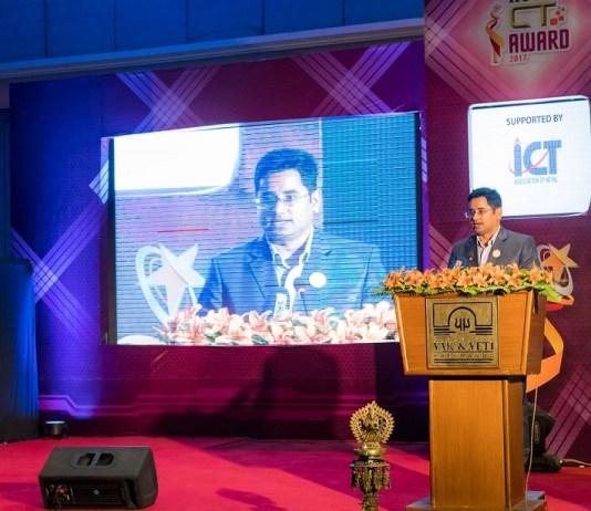 ICT Awards 2017 in Nepal