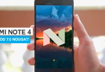 Xiaomi NOTE 4 NOUGAT update specs price nepal gadgetbyte avaiability