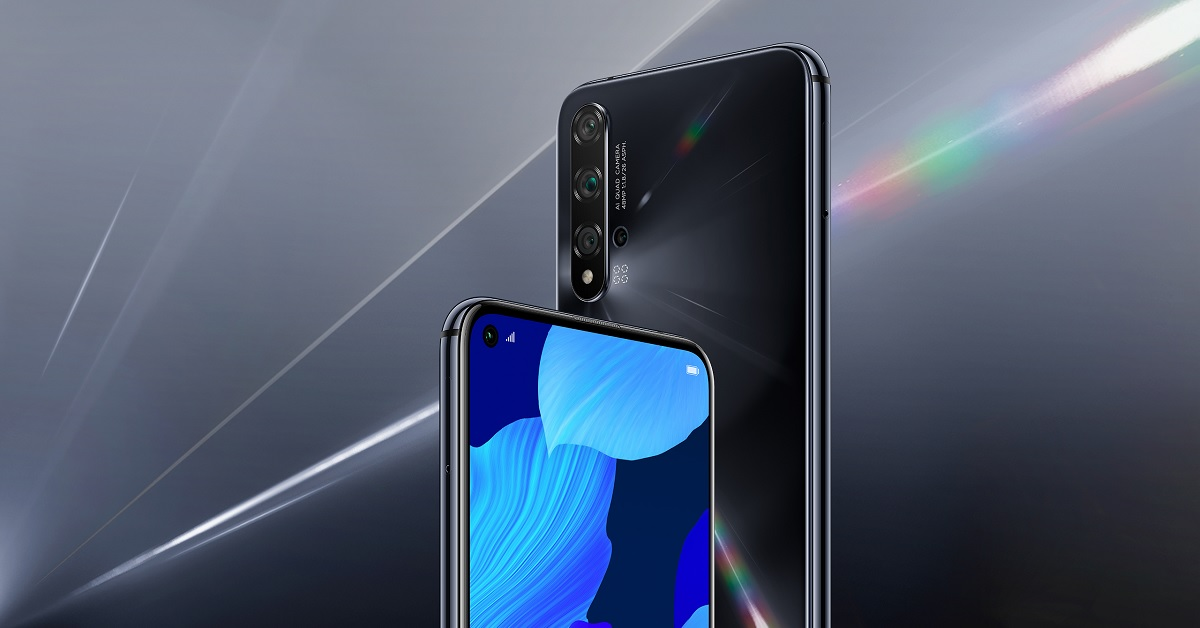 Huawei Nova 5T Price in Nepal | Huawei Nova 5T specs, features & more