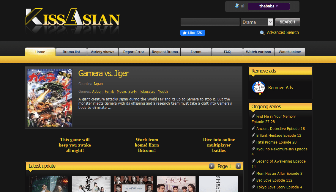 KissAsian 2021 – KissAsian – Watch asian drama online free – Asian movies Is KissAsian banned in India?